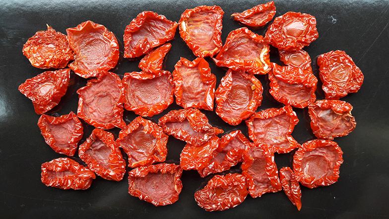Getrocknete Tomaten selber machen - 2